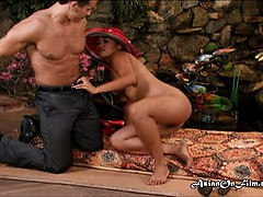 horny-homeowner-fingers-ashley-in-the-garden