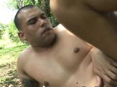 Latino Gay Craving For Hot Anal Fucking