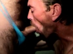 Gay Amateurs Jerk Each Other In Shower