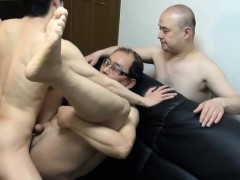 Japanese Teen Cums After Butt Fucking