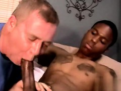 Twink Video A Hung Black Straight Dick