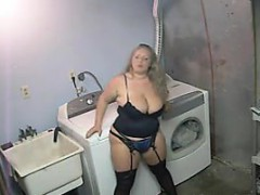 bbw-with-just-lingerie-in-the-laundry-room