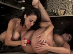 Lesbian Milf Mckenzie Lee Gets What She Wants