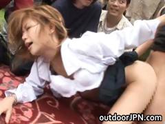Akane Hotaru Hot Asian Model Gets Part3