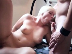 Skinny German Teen In Privat Gangbang With 3 Old Men