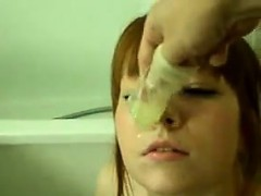 ex-girlfriend-gets-cum-from-a-condom-on-her