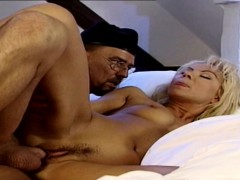 German Vintage Sexy Milf Wake Up With Fuck By Big Dick
