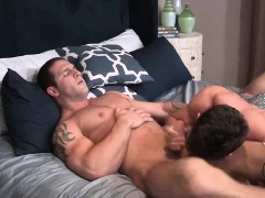Teddy And Joey Have Passionate Sex While Fucking Bareback