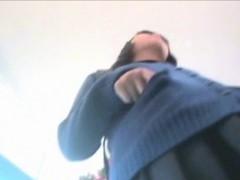 Schoolgirl Panties Voyeur Video