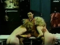 Christie Ford, Serena, Bobby Astyr In Group 80s Porn Fuck