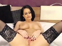 Slut With Great Tits And Her Toy