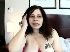 Horny Black Thug Smashes A Big Ass Mature Brunette Slut