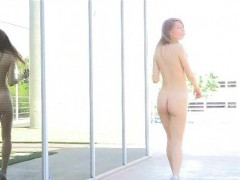 Bethany Solo Redhead Natural Breasts And A Firm Full Butt