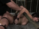 Hard Tied And Fucked By Master