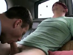 Male Masseur Black Cock Blowjob Who Can Blame The Skimpy Guy