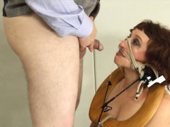 Extreme Bdsm Toilet Slut Banged Anally Hard