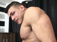 straight-muscle-trainer-cums-in-gym-dungeon