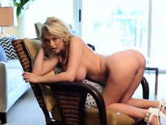 Huge Boobs Playmate Gets Naked And Reveils That Hot Body