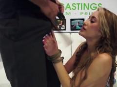 slut pornography casting goes wrong