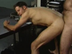 Office Ass Fucking Muscled Hunks And Cumshots