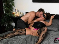 Cougar Madisin Gets Her Wet Pussy Fingered
