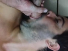Handsome Gay Hunks Kissing Sucking And Swallowing Cum First