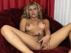 Transsexuals Cum On Cam Compilation Video