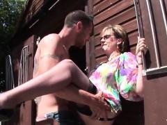 Реальний зрелий руский секс