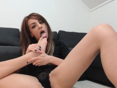 Angel Of Seduction Sucking Her Sweet Toes