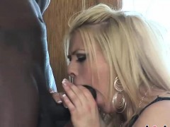 Monster Dick Penetrates Her Juicy Snatch