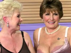Two Milfs Get Questioned
