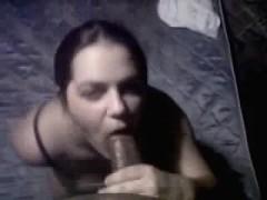 Girlfriend That Is Brunette Sucks Dick That Is Black
