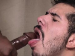 Horny Gay Amateur Cumshot