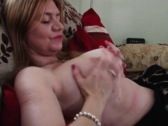 Merrie Mature Mother With Big Tits