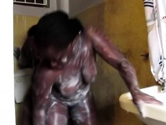 Wet And Horny African Lesbians Make Love