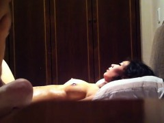 out-snoring-woman-fucked-handed