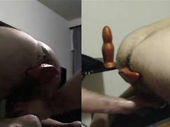 sir-training-my-hole-with-his-fist-xxxl-plug-bullet-dild