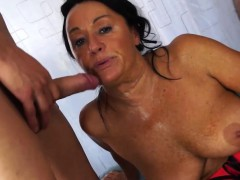 Scambisti Maturi Italian Foursome With Mature Anal Laura