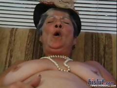 Ellen Is A Horny Granny