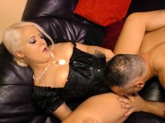 Sextape Germany German Amateur Blondie Enjoys Hot Pov Fuck