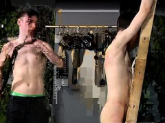 Bondage Teen Gay Boy Movies And Men In Sweaty Bondage When S