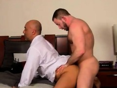 Free Young Gay Sex Video Gallery Colleague Butt Banging!