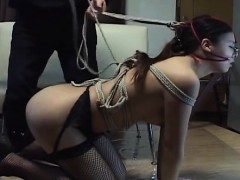 subtitled-mixed-japanese-bdsm-on-a-leash-with-anal-play