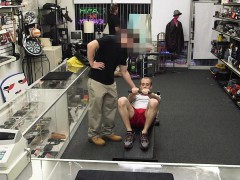 Straight Pawnclient Banged By Two Pawnbrokers