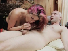 Busty Masseuse Gets Drilled By Her Client