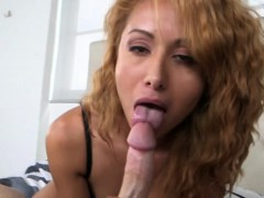 Lilly Evans Beautiful Latina Pov Suck