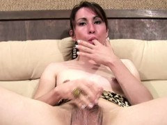 honeyed-up-shemale-teases-her-ladystick-until-a-loud-cumload