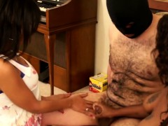 hairy-white-slave-gets-ridiculed