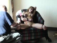 blonde-busty-babe-gets-big-boobs-bonded-in-chair