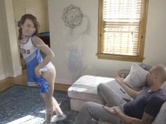 horny and toned harley ann wolf gets hammered by her coach